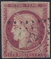 FRANCIA 1849 - Yvert #6 - VFU - 1849-1850 Ceres