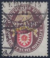 ALEMANIA 1929 - Yvert #425 - VFU - Germania