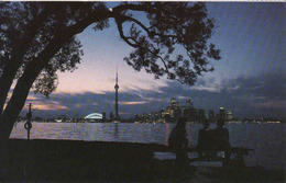 Canada > Ontario > Toronto, Sparkie Night Lights Toronto Harbour, Nuit, Used - Toronto