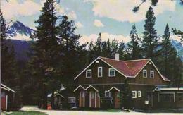 Canada > Alberta > Lake Louise, Baker Creek Bungalows, Used 1972 - Lac Louise