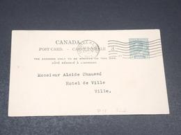 CANADA - Entier Postal Commerciale De Montréal En 1913 - L 19813 - 1903-1954 Reyes