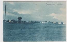 Tobruk Tobruch, Radio E Autosezione, Libia, Annullo R.Nave Andrea Doria 21 Giu 1929 - F.p. - Anni '1910 - Libya