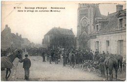 49 Equpage D'Andigné-Rendez Vous Dans Le Village De JUMELLES - Sonstige Gemeinden