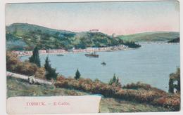 Tobruk Tobruch, Il Golfo, Libia, Spedita In Franchigia - F.p. - Anni '1910 - Libia