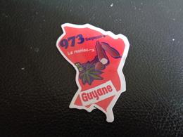 Magnet Le Gaulois , Guyane 973 - Tourisme