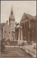 Burgplatz, Braunschweig, Niedersachsen, C.1920 - Reimer's Foto AK - Braunschweig