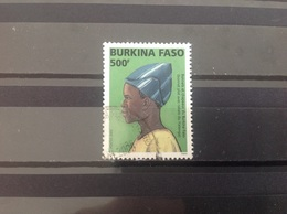 Burkina Faso - Traditionele Hoofddeksels (500) 2005 - Burkina Faso (1984-...)