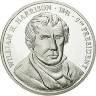 United States Of America, Médaille, Les Présidents Des Etats-Unis, W. - Etats-Unis