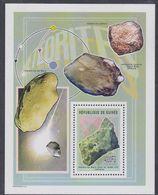 Guinée BF N° 300 XX Minéraux : Météorite Mars, Le Bloc Sans Charnière, TB - Guinea (1958-...)