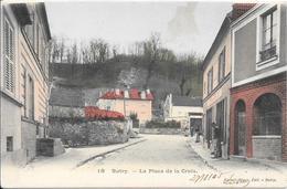 Butry - La Place De Place De La Croix - Butry