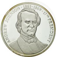 United States Of America, Médaille, Les Présidents Des Etats-Unis, Andrew - Etats-Unis