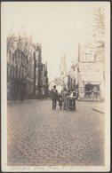 Beffroi à Partir De Rue St Jacques, Bruges, C.1920s - K Ltd Photo CPA - Brugge