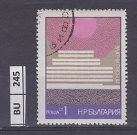 BULGARIA  1972alberghi Sul Mar Nero 1 St Usato - Gebraucht