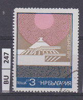 BULGARIA  1972alberghi Sul Mar Nero 3 St Usato - Gebraucht