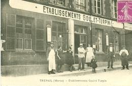 51 TREPAIL - ETABLISSEMENT GOULET TURPIN    BELLE ANIMATION - France