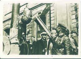 """Bust Of Hitler To Break - Jeho """"den"""" Přišel! Czechoslovakia - Büste Von Hitler Zu Brechen - Weltkrieg WW2 Shipping FREE - Unclassified"""