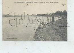 Bessais-le-Fromental (18) : GP De Pêcheurs à La Ligne Aux Bords De L'Etang De Goule En 1910 (animé) PF. - Autres Communes