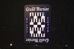 Playing Cards / Carte A Jouer / 1 Dos De Cartes Avec Publicité / Liquor , Liqueur - Grand Marinier - Cartes à Jouer