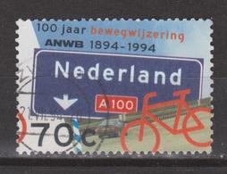 Nederland Netherlands Niederlande, Holanda, Pays Bas Nr 1616 Used ; Fiets, Bicyclette, Bicicleta 1994 MUCH MORE BICYCLES - Transportmiddelen