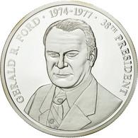 United States Of America, Médaille, Les Présidents Des Etats-Unis, G. Ford - Etats-Unis