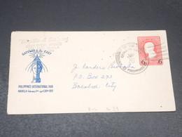 PHILIPPINES - Entier Postal De Manille En 1953 - L 19835 - Philippines