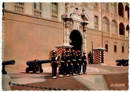 Monaco Modern Postcard Palace Guard - Prince's Palace