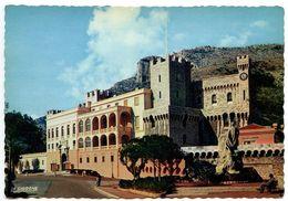 Monaco Modern Postcard The Palace Of The Prince - Prince's Palace