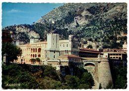 Monaco Modern Postcard The Prince's Palace - Prince's Palace