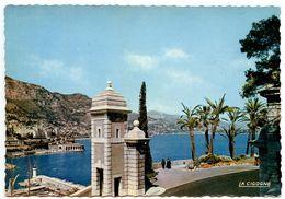 Monaco Modern Postcard The Casino And The Tir Aux Pigeons - Casino