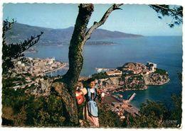 Monaco Modern Postcard General View - Monaco