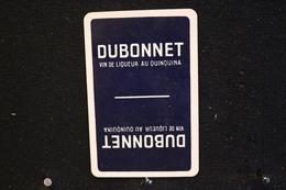Playing Cards / Carte A Jouer / 1 Dos De Cartes Avec Publicité /  Dubonnet, Vin De Liqueur Au Quinquina - Cartes à Jouer