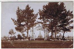 POLOGNE -    CIMETIERE PRONKI 1916   CARTE  PHOTO   TBE - Poland