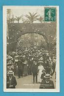 CPA PHOTO Concours Musical 1910 MONTLUCON 03 - Montlucon