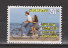 Nederland Netherlands Niederlande, Holanda, Pays Bas Nr 1544 Used ; Fiets, Bicyclette, Bicicleta 1994 MUCH MORE BICYCLES - Transportmiddelen