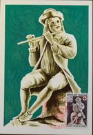 CP. Philatélique - 1er Jour 1967 - Croix-Rouge - Dieppe Le 16.12.1967 - En TBE - 1960-69