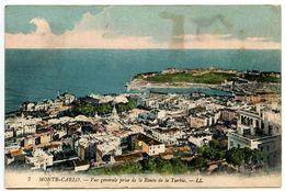 Monaco Vintage Postcard Monte-Carlo - Monte-Carlo
