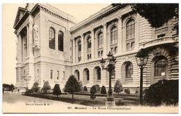Monaco Vintage Postcard Oceanographic Museum - Oceanographic Museum