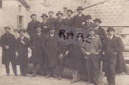 CARTE PHOTO,11,AUDE,NARBONNE,MANIFESTATION VITICOLE,5 MAI 1907,RARE - Narbonne