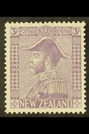 1926 3s Pale Mauve, Admiral On Cowan Paper, SG 470, Superb Mint Og. For More Images, Please Visit Http://www.sandafayre. - Unclassified