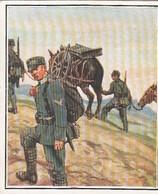 L'armée Impériale Et Ses Traditions - N°235 - Cartes De Cigarettes Allemandes WALDORF ASTORIA De 1933 - Cigarette Cards