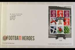 1980-2013 PRESTIGE BOOKLET PANE FDC'S A Remarkable Complete Run Of Prestige Booklet Series Panes (SG DX2/52 & DY1/7) - F - Hong Kong (...-1997)
