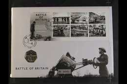 """1995-2015 WORLD WAR II COIN COVERS A Collection Of Ltd Edition Royal Mint """"COIN COVERS"""" Commemorating The End Of WWII. I - Hong Kong (...-1997)"""