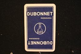 Playing Cards / Carte A Jouer / 1 Dos De Cartes Avec Publicité /  Dubonnet, Vin De Liqueur Au Quinquina. - Cartes à Jouer