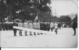 1915-1916 Somme Amiens Remise De Décorations 1 Carte Photo Ww1 14-18 1914/1918 - War, Military