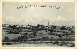 Bullange - Bonjour De Manderfeld - Pli - Büllingen