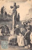 22-SAINT-BIEUC- LA CROIX MATHIAS A DONNE SON NOM A TOUT LE QUARTIER OU ELLE EST ERIGEE - Saint-Brieuc