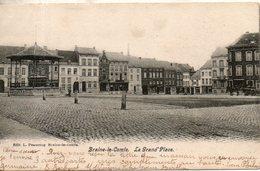 Belgique. Braine Le Comte. La Grand'place - Braine-le-Comte