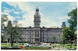 Canada Modern Postcard Province Of Quebec - Government Buildings - Québec - La Cité