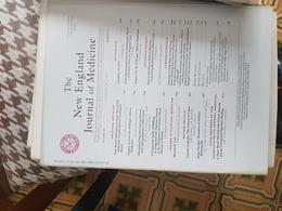 NEW ENGLAND JOURNAL OF MEDICINE - Libri, Riviste, Fumetti