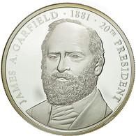 United States Of America, Médaille, Les Présidents Des Etats-Unis, James - USA